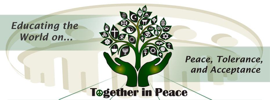 Together in Peace Logo